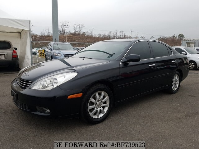 Used 2002 LEXUS ES/300 for Sale BF739523 - BE FORWARD