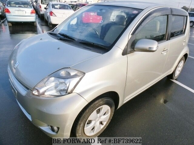Used 2008 TOYOTA PASSO BF739622 for Sale