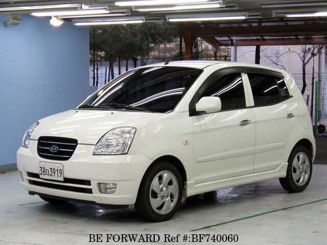 used 2006 kia morning picanto lx for sale bf740060 be forward. Black Bedroom Furniture Sets. Home Design Ideas