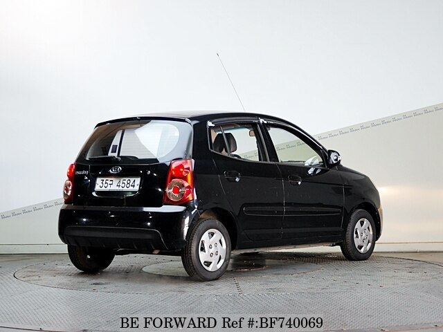 used 2009 kia morning picanto lx for sale bf740069 be forward. Black Bedroom Furniture Sets. Home Design Ideas