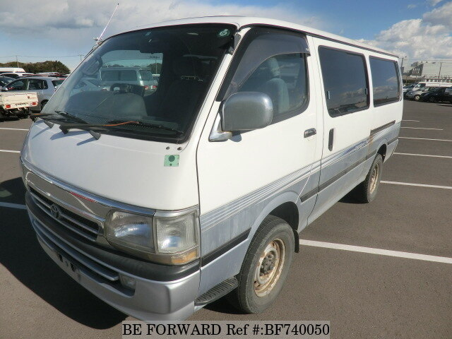 Used 1998 TOYOTA HIACE VAN BF740050 for Sale
