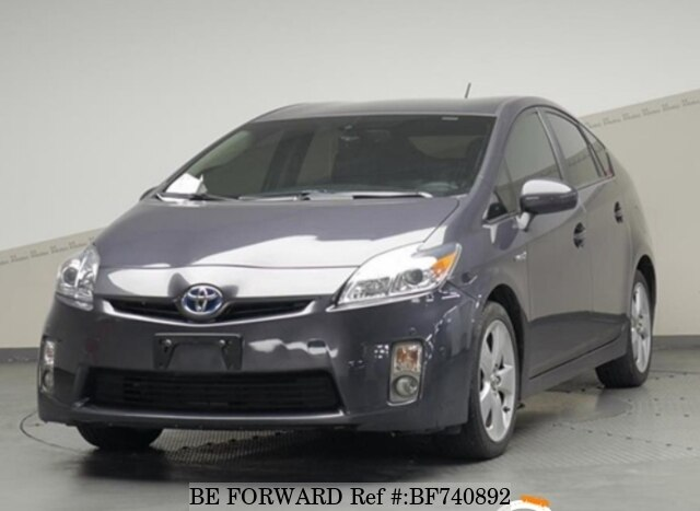 used 2010 toyota prius 2zr for sale bf740892 be forward. Black Bedroom Furniture Sets. Home Design Ideas