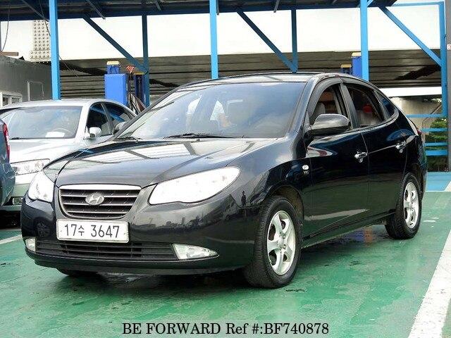 2009 hyundai avante elantra usados en venta bf740878 for Hyundai motor myanmar co ltd