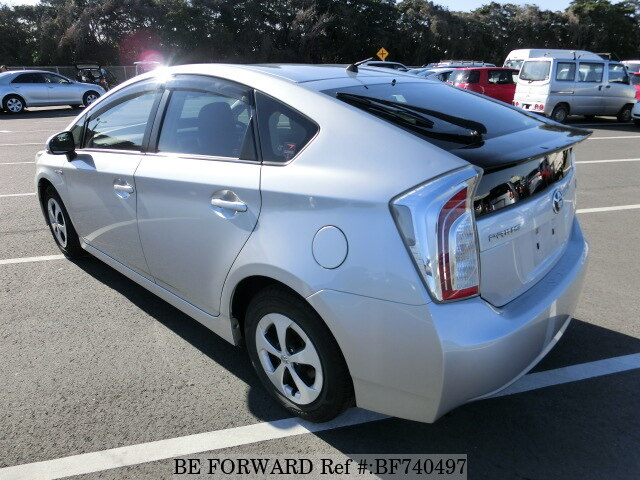 used 2012 toyota prius s daa zvw30 for sale bf740497 be forward. Black Bedroom Furniture Sets. Home Design Ideas
