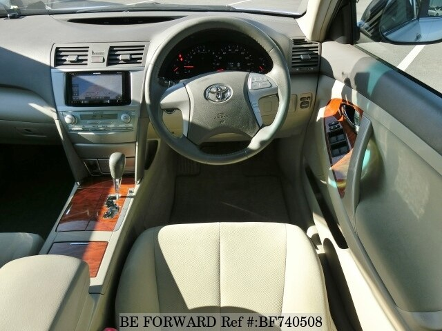 usados 2008 toyota camry g dba acv40 venda bf740508 be. Black Bedroom Furniture Sets. Home Design Ideas