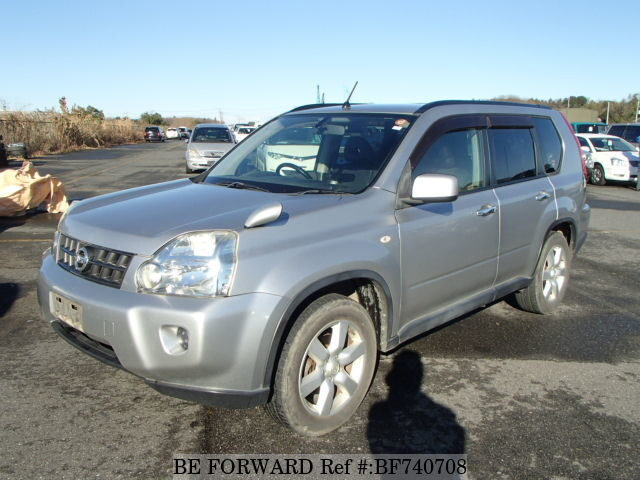 Used 2008 nissan x trail 20xdba t31 for sale bf740708 be forward used 2008 nissan x trail bf740708 for sale fandeluxe Gallery