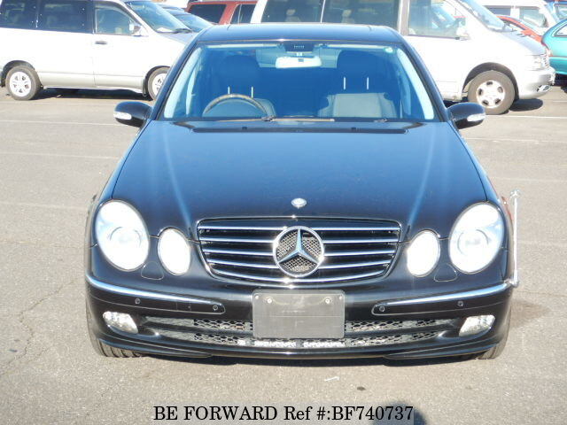 2006 mercedes benz e class e500 avantgarde cba 211070 d 39 occasion en promotion bf740737 be forward. Black Bedroom Furniture Sets. Home Design Ideas