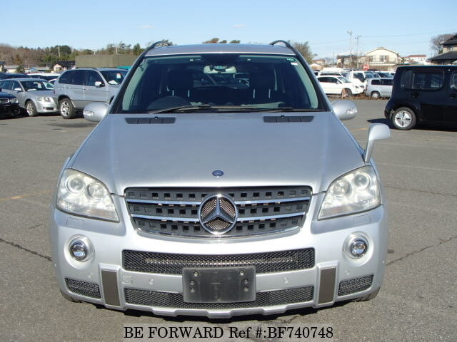 Used 2007 mercedes benz m class ml500 4matic cba 164175c for 2007 mercedes benz ml500