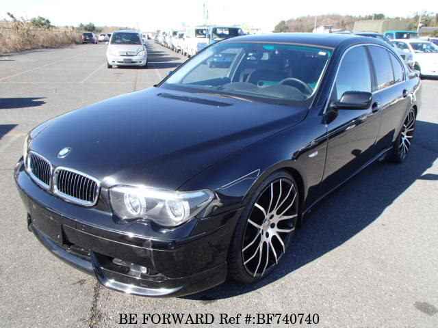 Used BMW SERIES IGHGL For Sale BF BE FORWARD - 2002 bmw 745i price