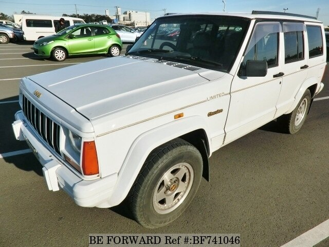 Used 1995 JEEP CHEROKEE LIMITED/E-7MX for Sale BF741046 - BE FORWARD
