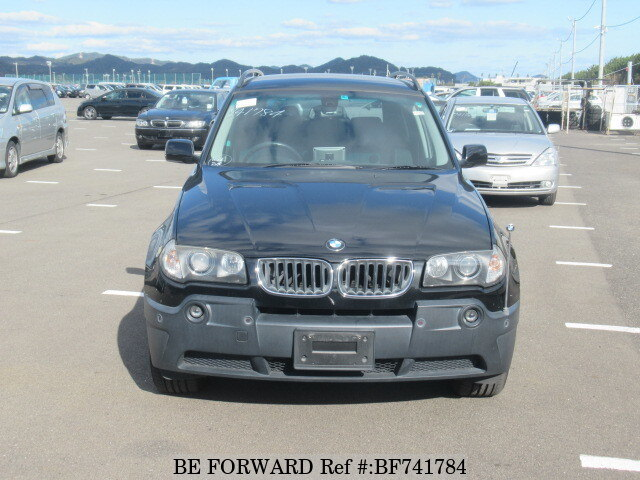 2006 bmw x3 2 5i gh pa25 d 39 occasion en promotion bf741784 be forward. Black Bedroom Furniture Sets. Home Design Ideas
