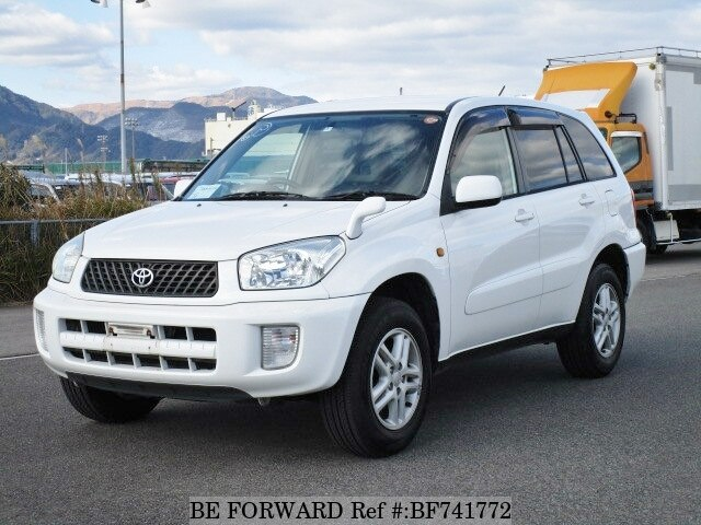used 2002 toyota rav4 j x ta zca26w for sale bf741772 be forward. Black Bedroom Furniture Sets. Home Design Ideas