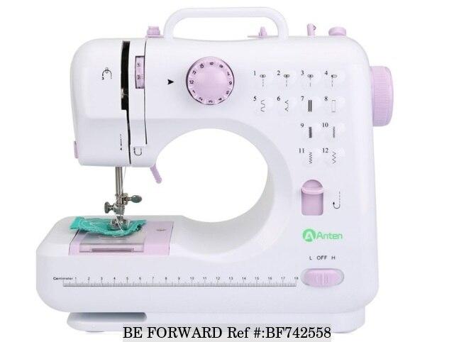 New 40 ANTEN SEWING MACHINE Anten Hispec Sewing MachineTRD40J Fascinating Hi Speed Lockstitch Sewing Machine Wikipedia