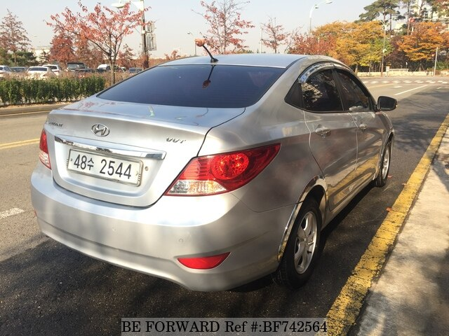 2011 hyundai accent usados en venta bf742564 be forward for Hyundai motor myanmar co ltd