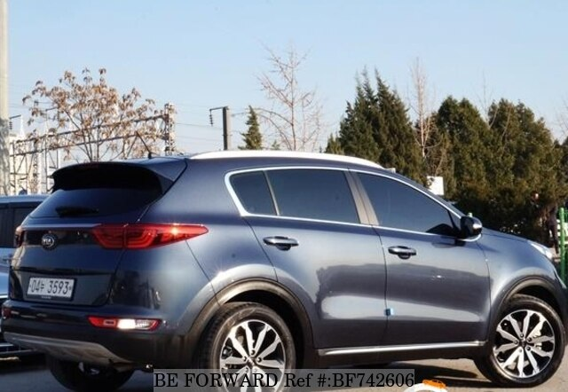 used 2018 kia sportage for sale bf742606 be forward. Black Bedroom Furniture Sets. Home Design Ideas