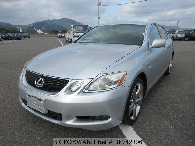 Used 2006 LEXUS GS BF742396 For Sale Image ...