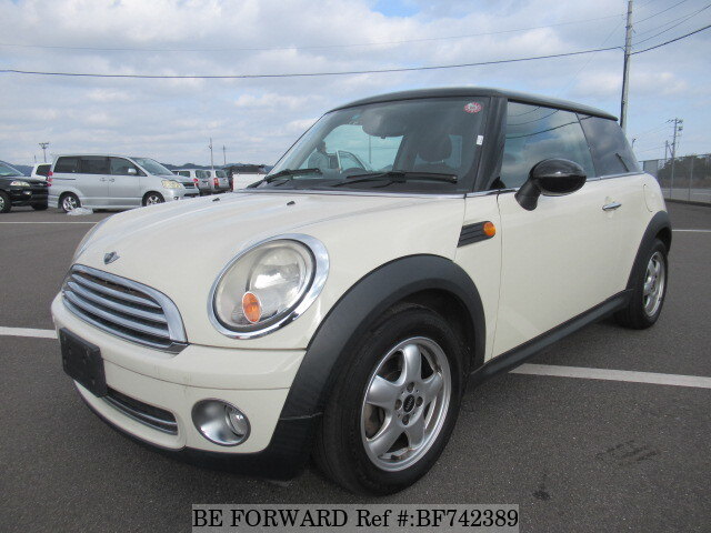 Used 2008 Bmw Mini Bf742389 For Image
