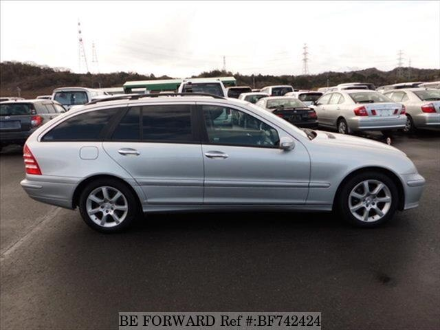 Used 2005 mercedes benz c class station wagon gh 203246 for Mercedes benz c class wagon for sale