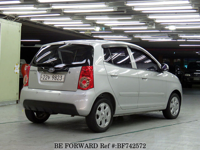 used 2009 kia morning picanto lx for sale bf742572 be forward. Black Bedroom Furniture Sets. Home Design Ideas