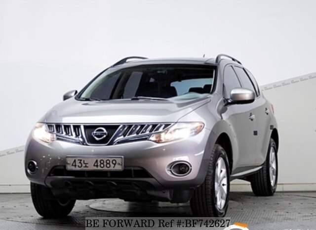 About This 2010 NISSAN Murano (Price:$9,408)