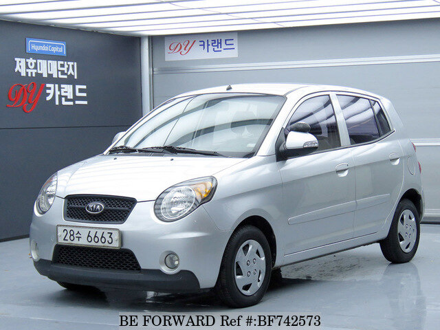 used 2009 kia morning picanto lx for sale bf742573 be forward. Black Bedroom Furniture Sets. Home Design Ideas