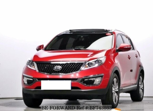 About This 2014 KIA Sportage (Price:$13,175)