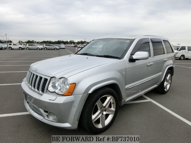 2008 Jeep Grand Cherokee Srt8 D Occasion Bf737010 Be Forward