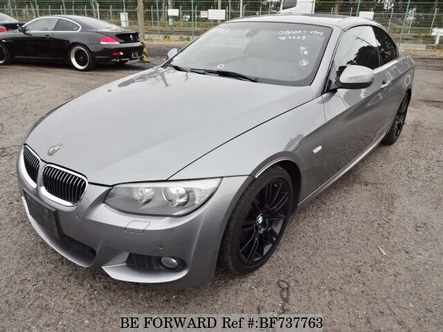 Used 2011 BMW 3 SERIES CABRIORET BF737763 for Sale