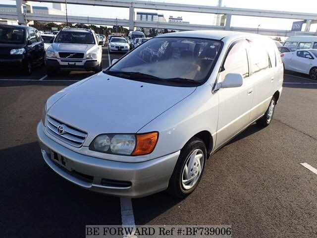 Used 2001 toyota ipsumgf sxm10g for sale bf739006 be forward used 2001 toyota ipsum bf739006 for sale fandeluxe Gallery