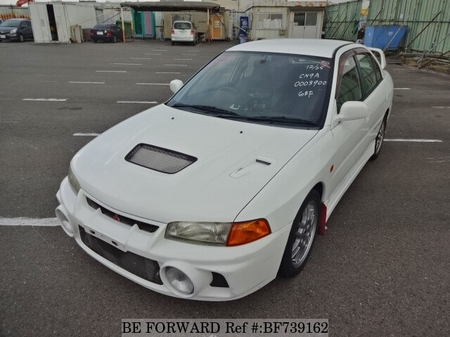 Used 1996 MITSUBISHI LANCER EVOLUTION BF739162 For Sale