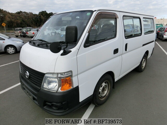 Used 2008 NISSAN CARAVAN VAN BF739573 for Sale