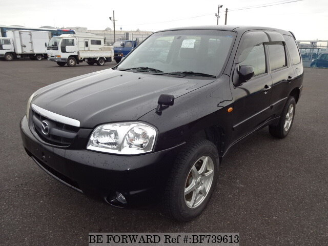 Used 2005 Mazda Tribute Lx Ta Ep3w For Sale Bf739613 Be
