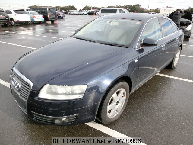 Used 2004 AUDI A6 3.2 FSI QUATTRO/GH-4FAUKS for Sale BF739996 - BE