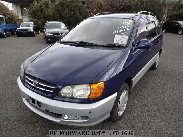 Used 1999 toyota ipsum l selectiongf sxm10g for sale bf741639 used 1999 toyota ipsum bf741639 for sale fandeluxe Gallery