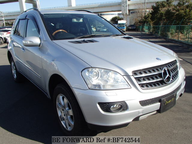 Used 2007 mercedes benz m class ml350 4matic luxury for 2007 mercedes benz ml350 for sale