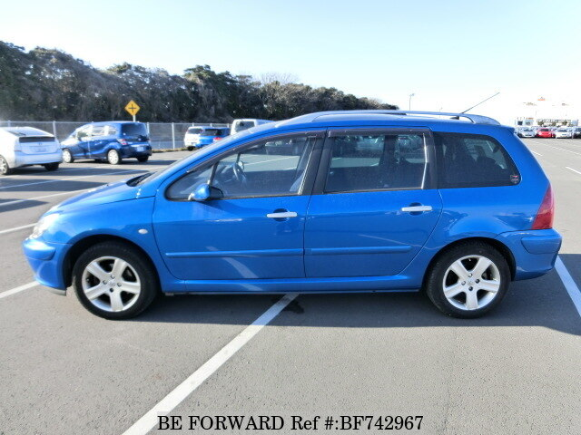 Used 2003 Peugeot 307 Sw Gh 3ehrfn For Sale Bf742967 Be