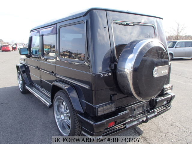 Used 1997 mercedes benz g class gelande wagen 300ge long for Mercedes benz g class for sale cheap
