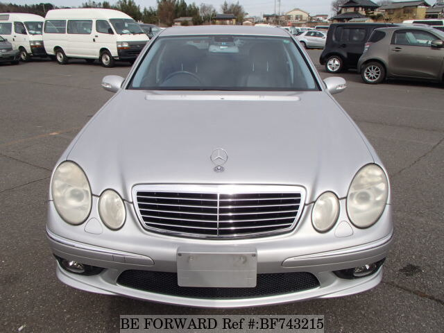 2003 mercedes benz e class e320 avantgarde gh 211065c d 39 occasion en promotion bf743215 be forward. Black Bedroom Furniture Sets. Home Design Ideas