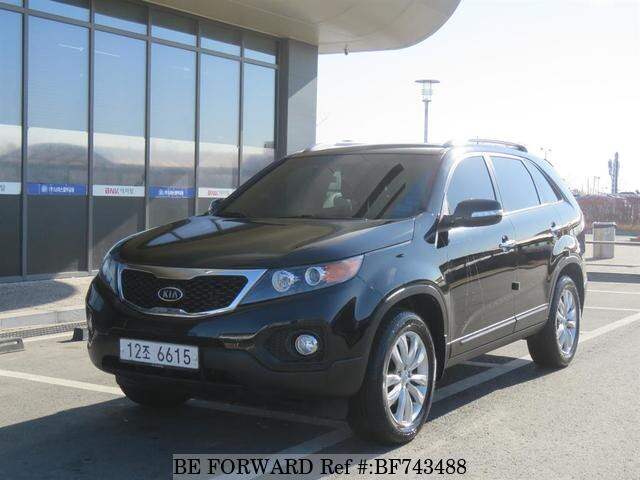 About This 2011 KIA Sorento (Price:$10,656)