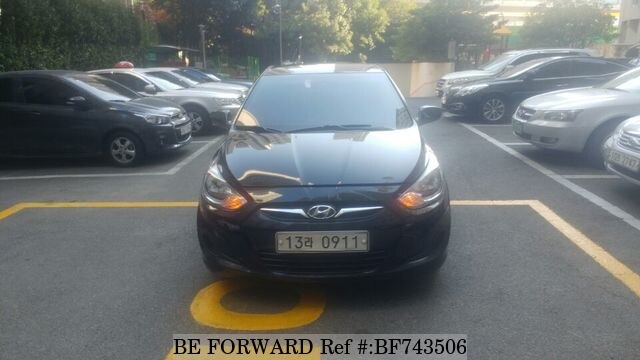2012 hyundai accent usados en venta bf743506 be forward for Hyundai motor myanmar co ltd