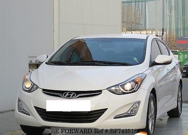 2016 hyundai avante elantra g4fd usados en venta for Hyundai motor myanmar co ltd