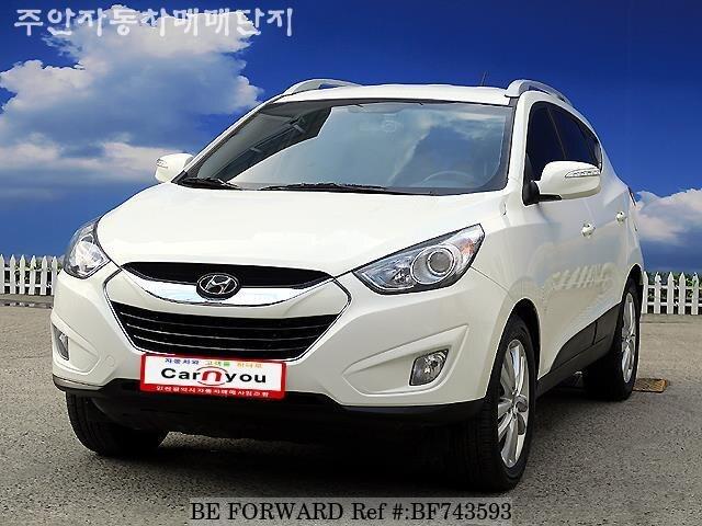 2011 hyundai tucson smart pack usados en venta bf743593 for Hyundai motor myanmar co ltd