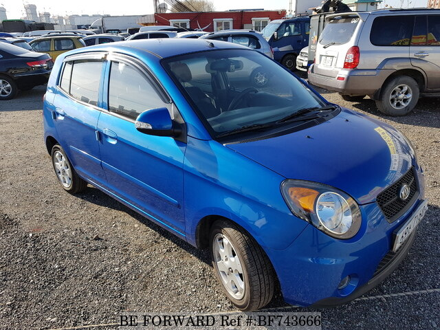 used 2009 kia morning picanto for sale bf743666 be forward. Black Bedroom Furniture Sets. Home Design Ideas