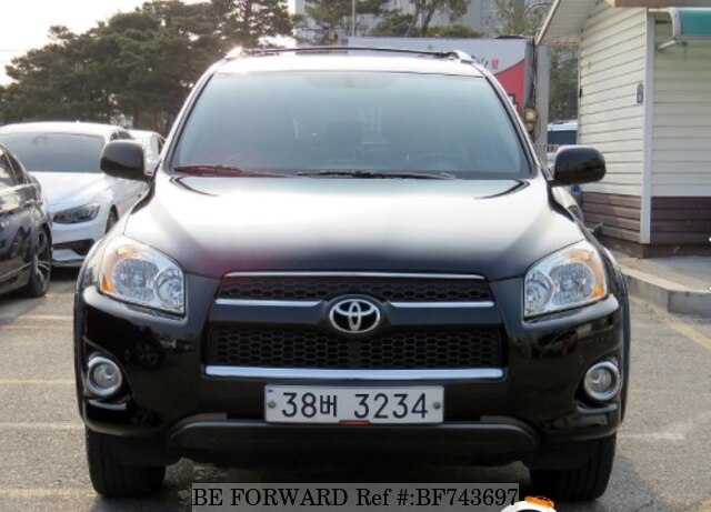 Used 2010 TOYOTA RAV4 for Sale BF743697 - BE FORWARD