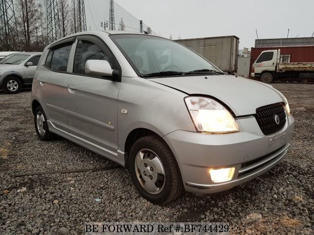 used 2005 kia morning picanto for sale bf744429 be forward. Black Bedroom Furniture Sets. Home Design Ideas