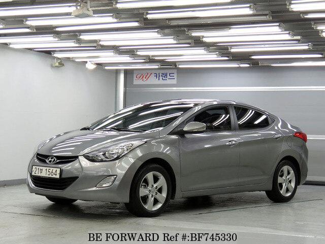 2012 hyundai avante elantra md usados en venta bf745330 for Hyundai motor myanmar co ltd