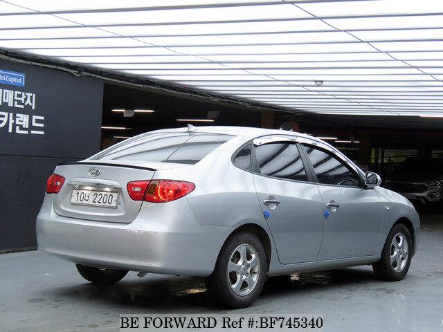 2009 hyundai avante elantra hd usados en venta bf745340 for Hyundai motor myanmar co ltd