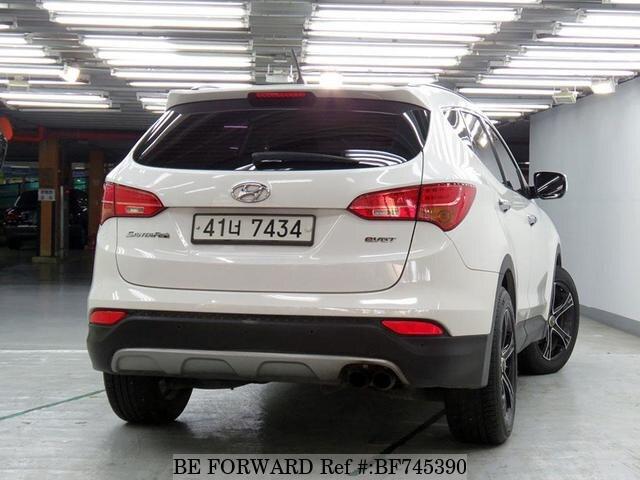 2012 hyundai santa fe premium usados en venta bf745390 for Hyundai motor myanmar co ltd