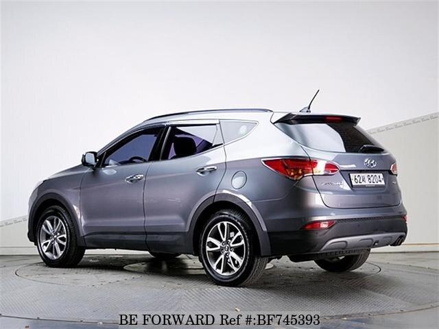 2012 Hyundai Santa Fe Premium Usados En Venta Bf745393