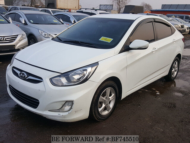 used 2012 hyundai accent for sale bf745510 be forward. Black Bedroom Furniture Sets. Home Design Ideas